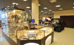 Торговое оборудование РОНДО для оружия и рыбалки Охота на рыбалку Фото 06