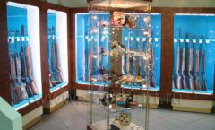 Торговое оборудование РОНДО оружейного салона На Люсиновской Фото 02