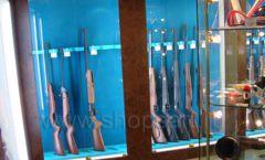 Торговое оборудование РОНДО оружейного салона На Люсиновской Фото 03
