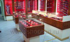Торговое оборудование РОНДО оружейного салона На Люсиновской Фото 10