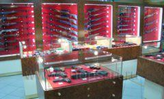 Торговое оборудование РОНДО оружейного салона На Люсиновской Фото 14