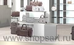 Визуализация магазина сумок на основе коллекции Бренд
