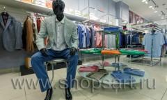 Фото магазина мужской одежды CG Сургут МИНИМАЛИЗМ