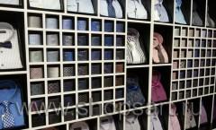 Фотографии открытого магазина мужской одежды на основе коллекции Минимализм
