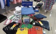 Магазин мужской одежды в г. Сургут