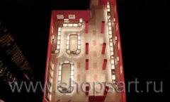 Дизайн интерьера ювелирного магазина Золото Якутии коллекция КОФЕ С МОЛОКОМ Дизайн 9