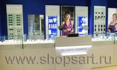 Ювелирный магазин Oliver Weber на основе коллекции Фиолетовый стиль