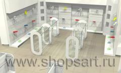 Коллекция торговой мебели 21 ВЕК