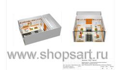 Дизайн-проект магазина детской обуви Пешеходик 19