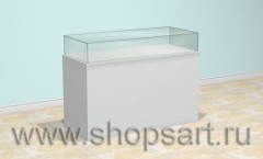 Торговый прилавок со стеклянным колпаком 21 век