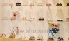 Торговое оборудование 21 ВЕК для детского магазина Винни обувь ТЦ Dream House Фото 09