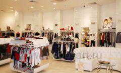 Торговое оборудование 21 ВЕК для детского магазина Винни одежда ТЦ Юнимолл Фото 02