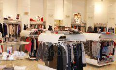 Торговое оборудование 21 ВЕК для детского магазина Винни одежда ТЦ Юнимолл Фото 05