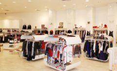 Торговое оборудование 21 ВЕК для детского магазина Винни одежда ТЦ Юнимолл Фото 07