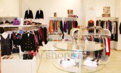 Торговое оборудование 21 ВЕК для детского магазина Винни одежда ТЦ Юнимолл Фото 09