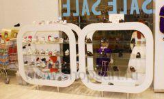 Торговое оборудование 21 ВЕК для детского магазина Винни одежда ТЦ Юнимолл Фото 10