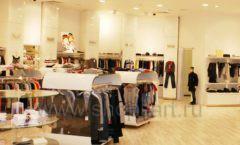 Торговое оборудование 21 ВЕК для детского магазина Винни одежда ТЦ Юнимолл Фото 11