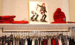 Торговое оборудование 21 ВЕК для детского магазина Винни одежда ТЦ Юнимолл Фото 14