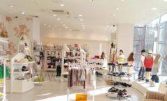 Торговое оборудование БЕЛАЯ КЛАССИКА детского магазина Винни Dream House третий этаж Фото 01