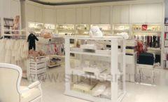 Торговое оборудование БЕЛАЯ КЛАССИКА детского магазина Винни Dream House третий этаж Фото 04