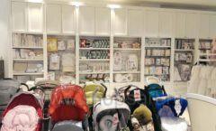 Торговое оборудование БЕЛАЯ КЛАССИКА детского магазина Винни Dream House третий этаж Фото 08