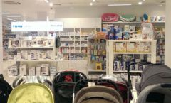 Торговое оборудование БЕЛАЯ КЛАССИКА детского магазина Винни Dream House третий этаж Фото 09