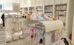 Торговое оборудование БЕЛАЯ КЛАССИКА детского магазина Винни Dream House третий этаж Фото 10