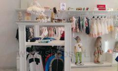 Торговое оборудование БЕЛАЯ КЛАССИКА детского магазина Винни Dream House третий этаж Фото 19