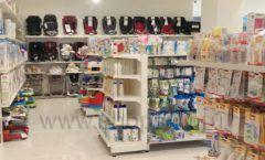 Торговое оборудование БЕЛАЯ КЛАССИКА детского магазина Винни Dream House третий этаж Фото 22