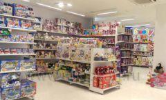 Торговое оборудование БЕЛАЯ КЛАССИКА детского магазина Винни Dream House третий этаж Фото 24