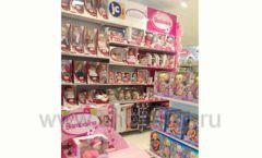 Торговое оборудование БЕЛАЯ КЛАССИКА детского магазина Винни Dream House третий этаж Фото 28