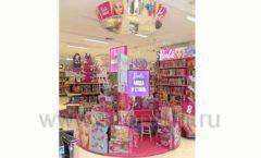Торговое оборудование БЕЛАЯ КЛАССИКА детского магазина Винни Dream House третий этаж Фото 29