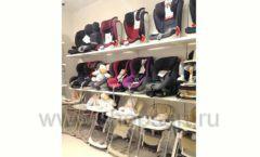 Торговое оборудование БЕЛАЯ КЛАССИКА детского магазина Винни Dream House третий этаж Фото 30