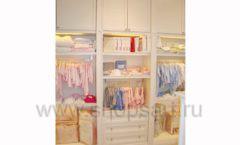 Торговое оборудование БЕЛАЯ КЛАССИКА для детского магазина Винни ТЦ Dream House Фото 06