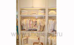 Торговое оборудование БЕЛАЯ КЛАССИКА для детского магазина Винни ТЦ Dream House Фото 07