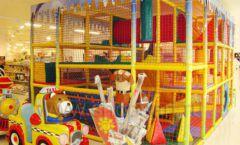 Торговое оборудование БЕЛАЯ КЛАССИКА для детского магазина Винни ТЦ Dream House Фото 16