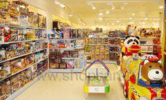 Торговое оборудование БЕЛАЯ КЛАССИКА для детского магазина Винни ТЦ Dream House Фото 17