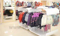 Торговое оборудование БЕЛАЯ КЛАССИКА для детского магазина Жирафа Фото 03