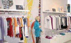 Торговое оборудование БЕЛАЯ КЛАССИКА для детского магазина Жирафа Фото 05