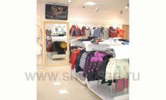 Торговое оборудование БЕЛАЯ КЛАССИКА для детского магазина Жирафа Фото 11
