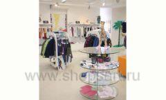 Торговое оборудование БЕЛАЯ КЛАССИКА для детского магазина Жирафа Фото 12
