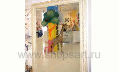Торговое оборудование БЕЛАЯ КЛАССИКА для детского магазина Жирафа Фото 16