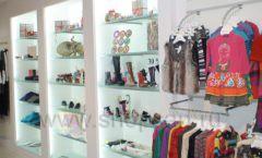 Торговое оборудование БЕЛАЯ КЛАССИКА для детского магазина Жирафа Фото 17