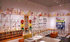 Торговое оборудование КАРАМЕЛЬ для детского магазина обуви Пешеходик Фото 10
