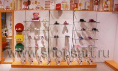 Торговое оборудование КАРАМЕЛЬ для детского магазина обуви Пешеходик Фото 12