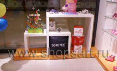 Торговое оборудование КАРАМЕЛЬ для детского магазина обуви Пешеходик Фото 19