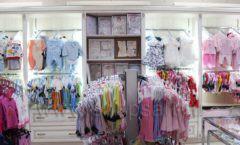 Торговое оборудование РОЗОВАЯ ФАНТАЗИЯ для детского магазина Солнышко Фото 05