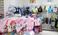 Торговое оборудование РОЗОВАЯ ФАНТАЗИЯ для детского магазина Солнышко Фото 06