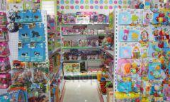 Торговое оборудование РОЗОВАЯ ФАНТАЗИЯ для детского магазина Солнышко Фото 09