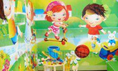 Торговое оборудование РОЗОВАЯ ФАНТАЗИЯ для детского магазина Солнышко Фото 11
